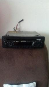 Auto CD Panasonic