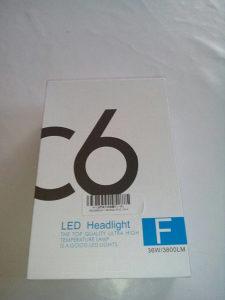 H7 LED-C6 6000k Auto sijalice Besplatna Dostava !