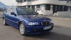 BMW e46 320 ci