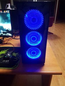 Gaming računar Ryzen 1500x, GTX 1050 Ti