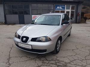 SEAT IBIZA 1.4 16V 154000km SEAT IBIZA 1.4i model 2003