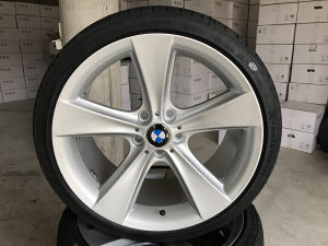 "BMW Felge 19"" Style Styling 128 sa Tracmax Gume"