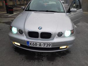 Bmw e46 compact 316 318 316i bmw coupe plin servisna