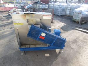 TURBINSKI VENTILATOR 7,5 kW INOKS
