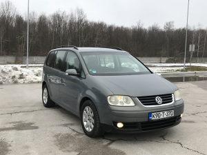 VW Touran 2.0 TDI 100 kw 2005 God