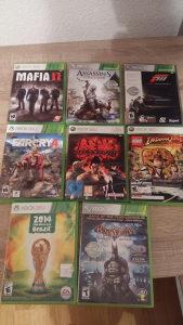 Xbox 360 igrice,igre GTA 5 Mafia II Assassins Far Cry 4