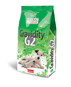 Hrana za pse GRAVIDITY G2 12kg -starter za štence