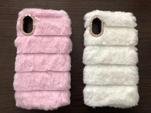 Fluffy Fur Maskica za iPhone i Samsung