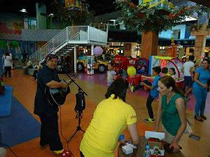 Klovn zabava za djecu