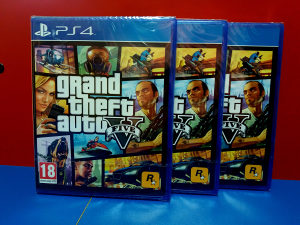 GTA V PS4 ORIGINAL