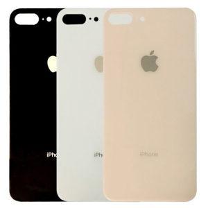 Zadnji poklopac za iPhone 8 i 8 Plus (Crni i Bijeli)