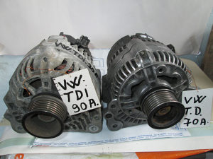 Alternator VW.Golf TD i TDI.061-100-147.Viber