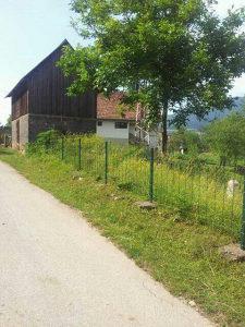 Kuća Olovo selo Kovacici