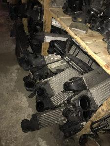 Hladnjak interkulera za mercedes vozila