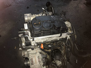 Motor VW Golf 5 1.9 TDI 77kW BLS