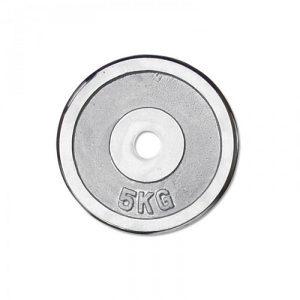 Teg 10kg, 28mm, fitness oprema