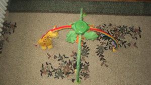 igracke za djecu - vrtuljak