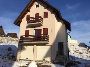 Kuća na Kupresu