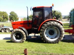 Feluge i gume za Zetor traktor DETALJNO