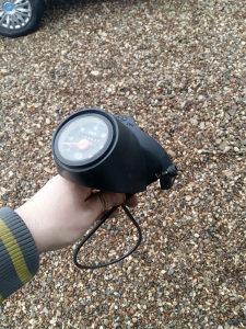 Sat za mjerenje brzine Tomos brzonomjer.Apn 4 6 a3 a35