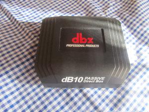 passive direct box db10