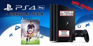 Playstation 4 PRO 1TB + ORIGINAL IGRA FIFA 16 2016 PS4