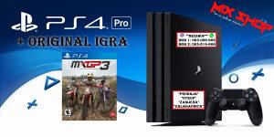 "Playstation 4 PRO 1TB + IGRA MXGP 3 ""motocross"" PS4 2"