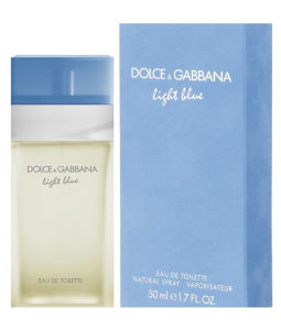 D&G Light Blue 100ml edt  100 KM  -Nov i Original