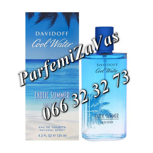 Davidoff Cool Water Exotic Summer Limited Edition 125ml M 125 ml