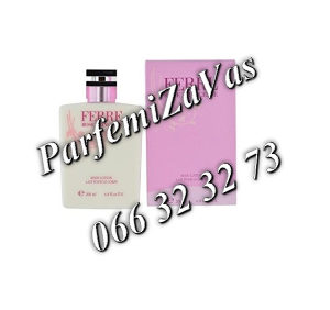 Gianfranco Ferre Rose Princess 200ml Body Losion Ž 200 ml