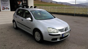 VW Golf 5 1.9 TDI 2006 Klima Registrovan