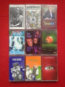 Van Gogh kolekcija kaseta (1991-2002)