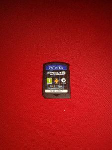 Sony PS Vita igra Wipeout 2048