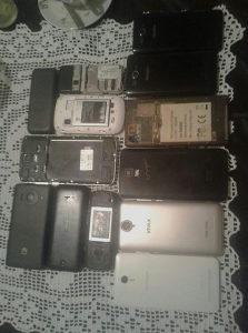 Mobiteli razni za dijelove mogu se napraviti