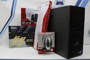 Računar Fujitsu;Core i5-3470 3,20GHz;8GB RAM;GTX 1050Ti