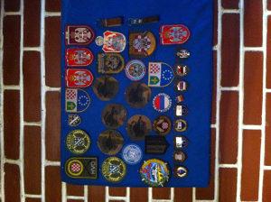 Amblemi i oznake militarija lot