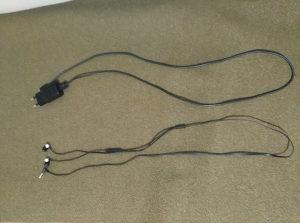 Slušalice i punjač za LG G3