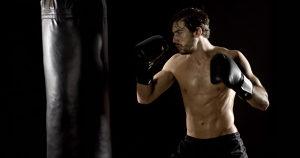 Vreća za boks 30kg   Rukavice Crne   Bandaže