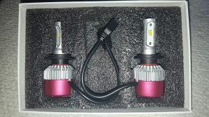LED CANBUS H7 SIJALICE EXTRA PHILIPS CHIP