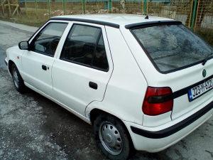 Škoda Felicia 1,9sdi tek reg