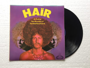 Various - Haïr - An Exciting New Recording Of The Tribal Rock Musical LP(London)