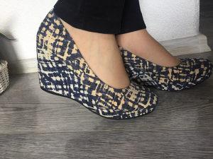 Cipele zenske 38, vagabond, nove, puna peta