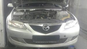 Farovi Mazda 6