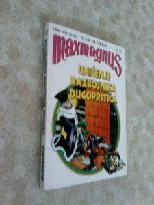 Maxmagnus 13-Ushicenje razbojnika dugoprstica