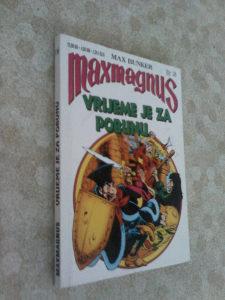 Maxmagnus 16 -Vrijeme je za pobunu