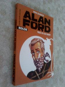 Alan Ford kolor 6-Trazi se Alex Barry