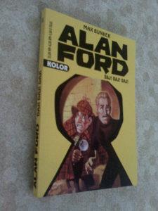 Alan Ford kolor 5-Daj! daj! daj!