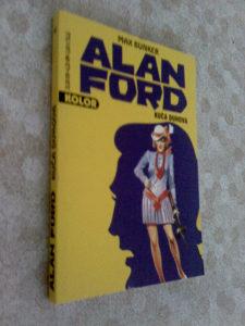 Alan Ford kolor 4-Kuca duhova
