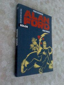 Alan Ford kolor 15-Udar munje