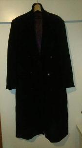 Muski dugi zimski kaput Cashmere